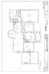 Loch Lane First Floor Plans